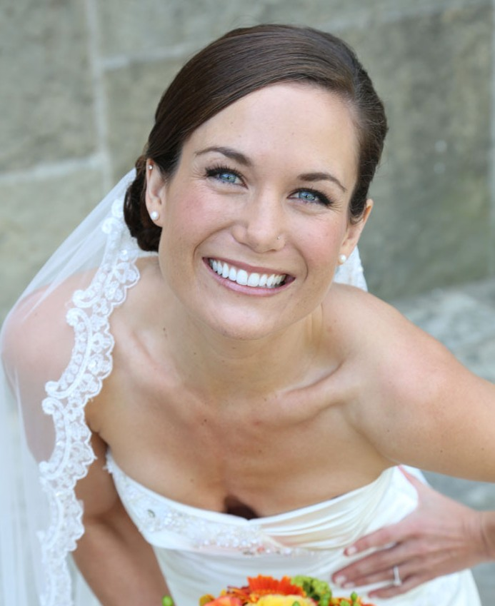 Bridal Makeup Artist For Wedding At Four Seasons Hotel In Santa Barbara CA