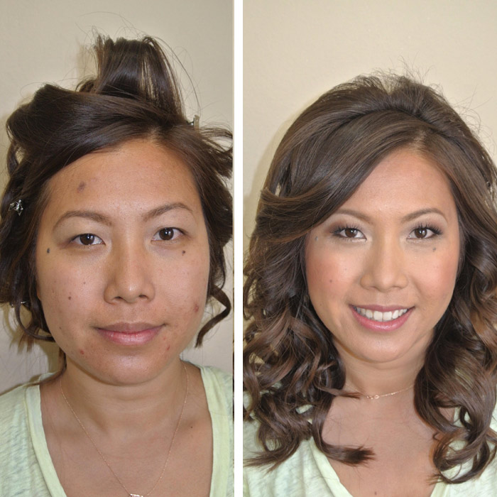 Before-After-Makeup-Hair-Styling