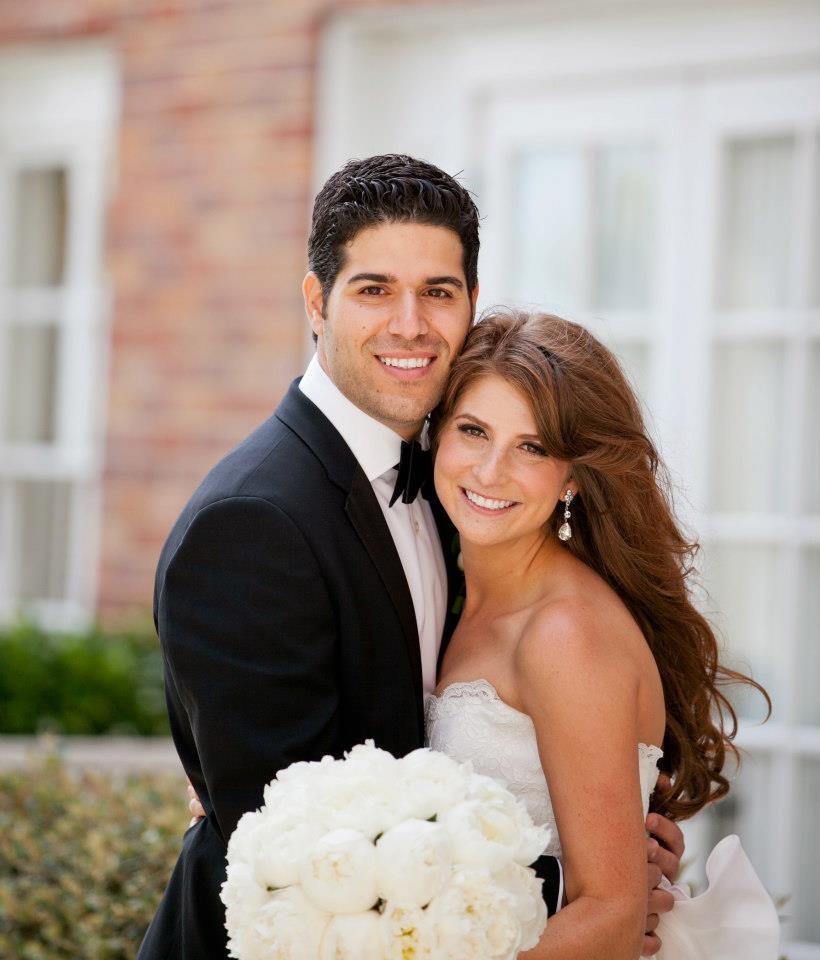 Tarryn Brodkin Wedding Hotel Oceana Santa Monica 1
