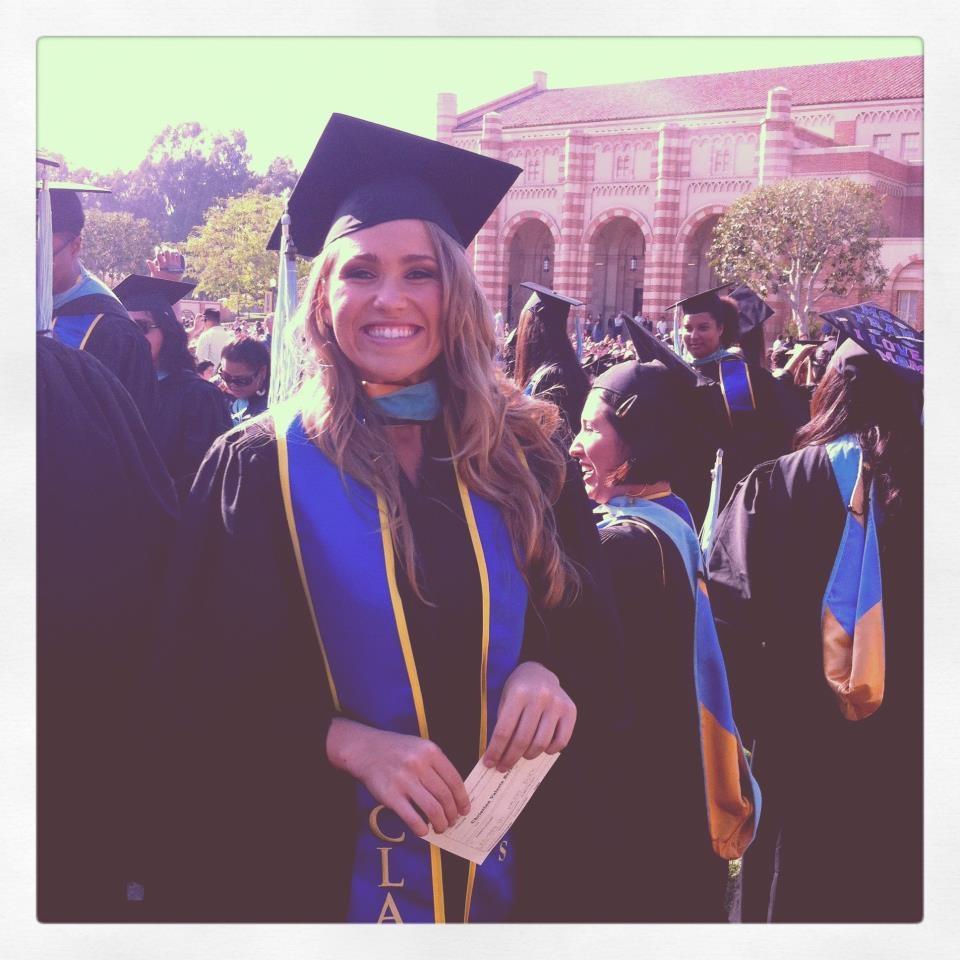 Makeup Artist College Graduation Los Angeles