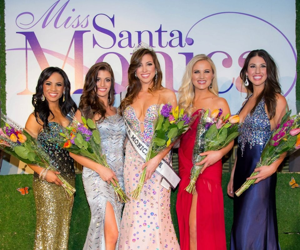 Katie Boggs Miss Santa Monica 2014 Pageant