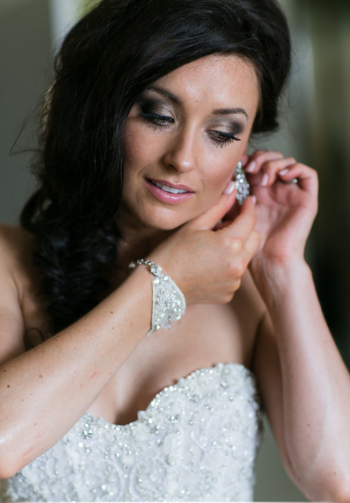 Bridal Makeup Artist U0026 Hair Stylist For High Fashion Style Wedding At London Hotel In Los ...