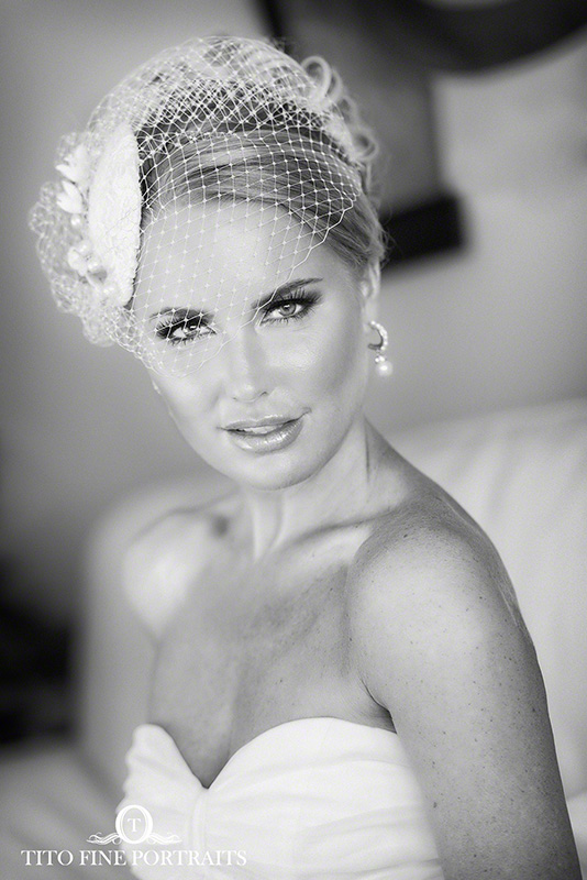 Makeup Artist For Bridal Shoot With Titou0026#39;s Fine Portraits In Westlake Village CA