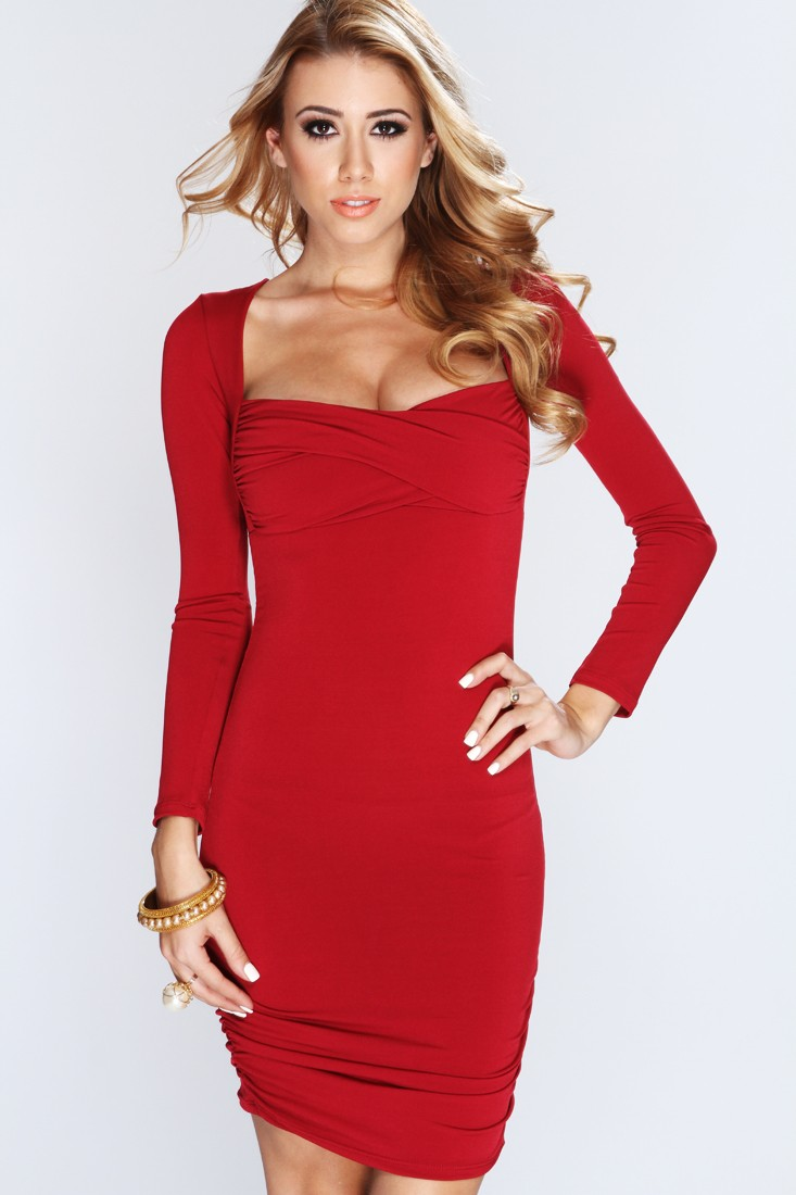 Mariah Bevacqua AMI Clubwear 2