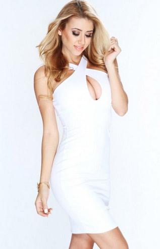 Mariah Bevacqua AMI clubwear