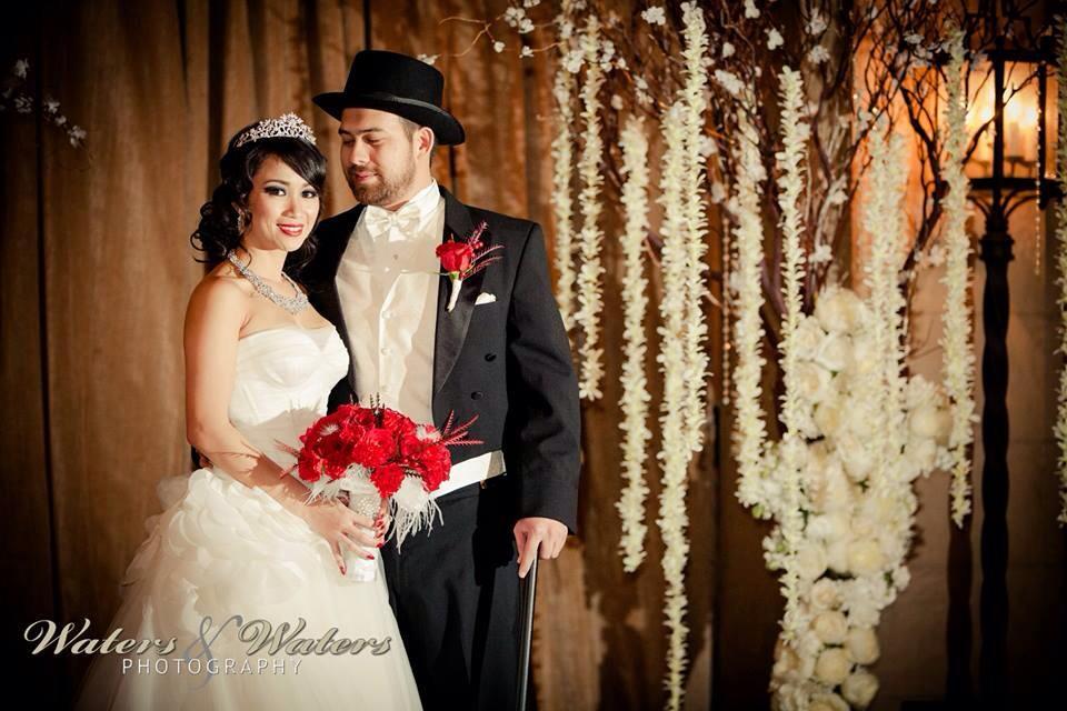Bridal Makeup Artist for Wedding at Roosevelt Hotel in Los Angeles
