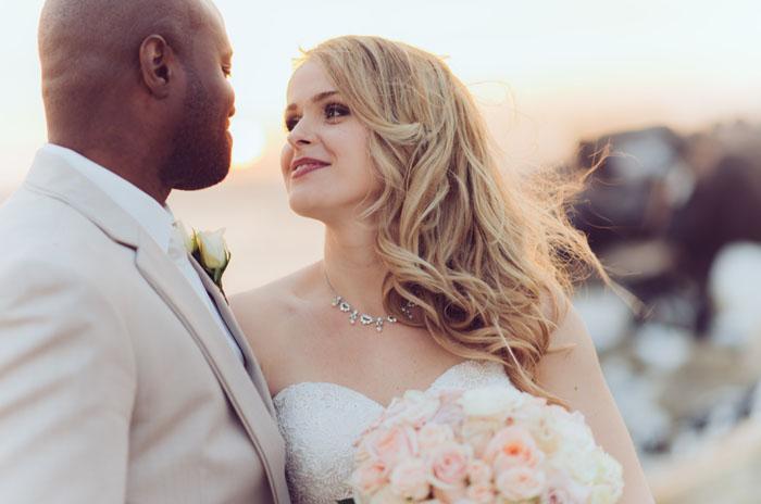 Malibu Beach Wedding Hair And Makeup By Elite Makeup Designs