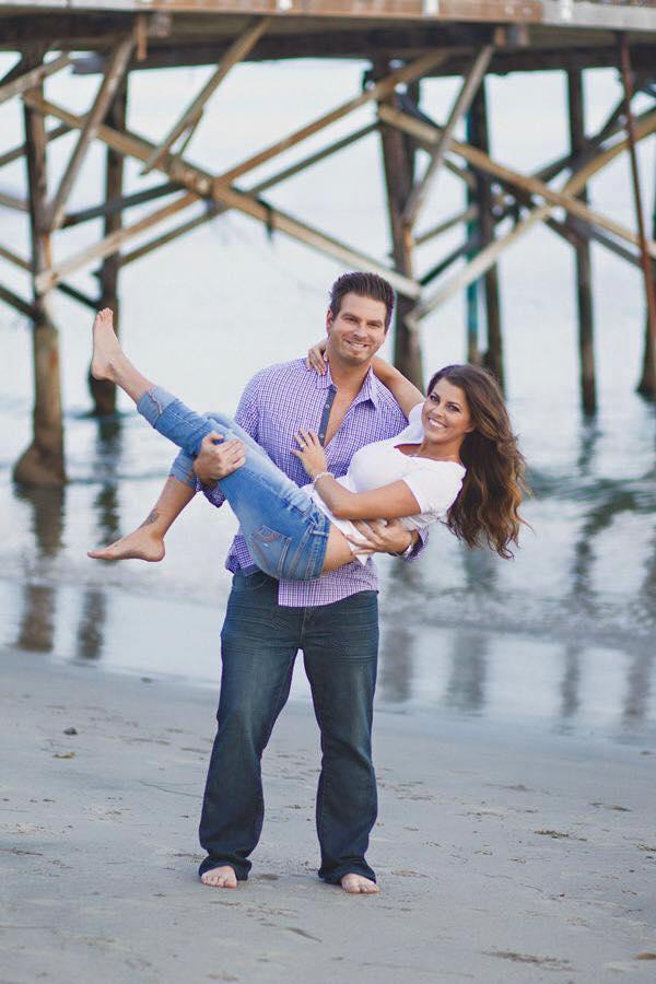 Engagement Photo Beach 2