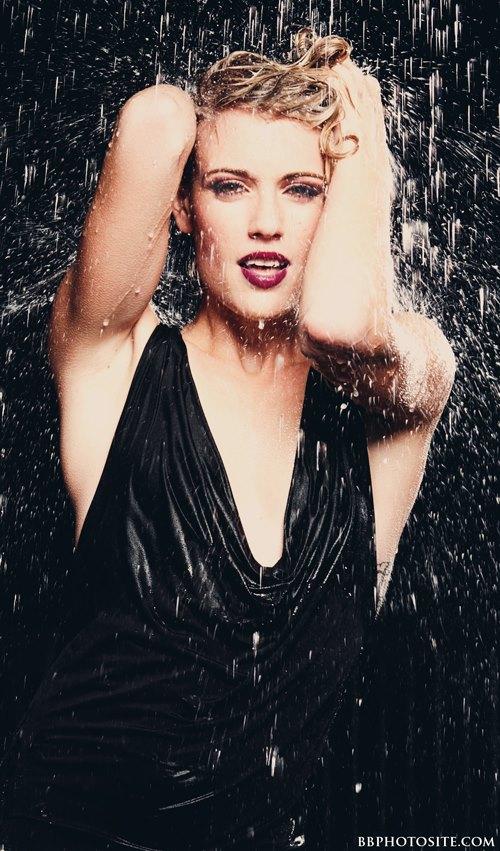 Raining Makeup
