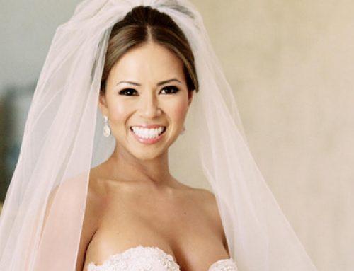 Hair & Makeup for Former Clipper Dancer's Wedding in Santa Ynez