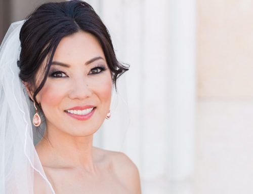 Bridal Makeup Artist for Amber Lee's Wedding at Tooth & Nail Winery, Paso Robles, CA