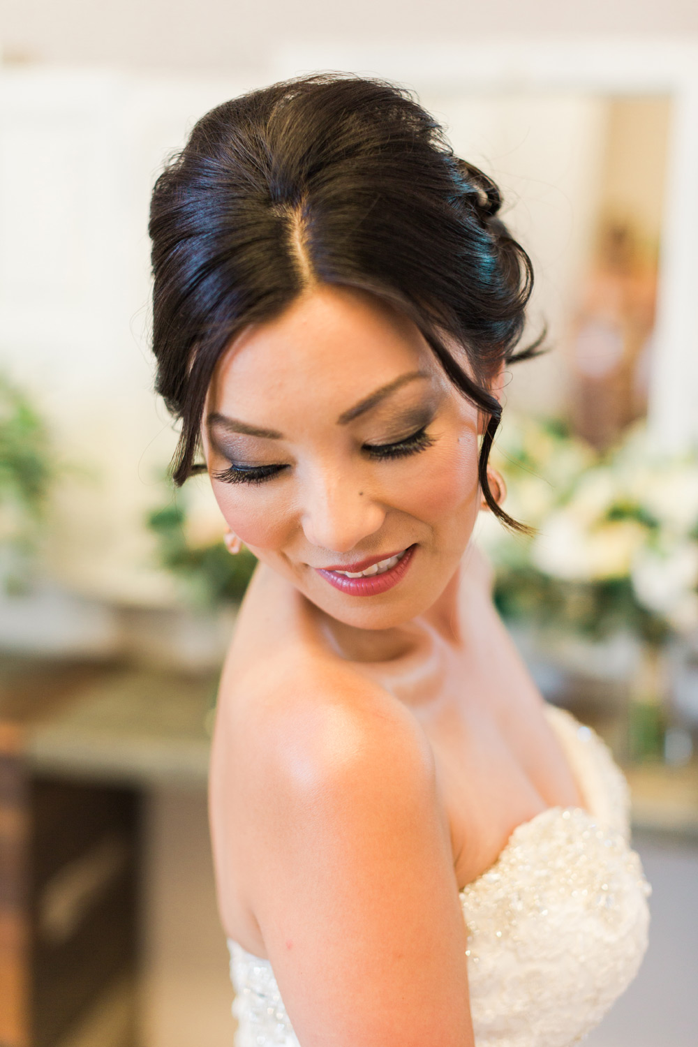 Bridal Makeup Artist For Amber Leeu0026#39;s Wedding At Tooth U0026 Nail Winery Paso Robles CA - Makeup ...
