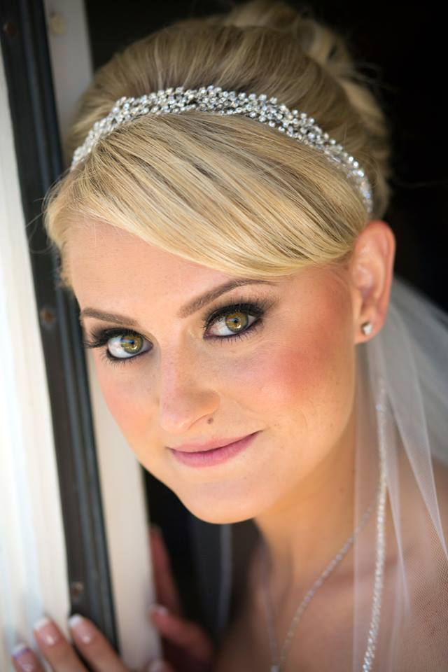 Bridal Hair & Makeup Moorpark Country Club Wedding 5