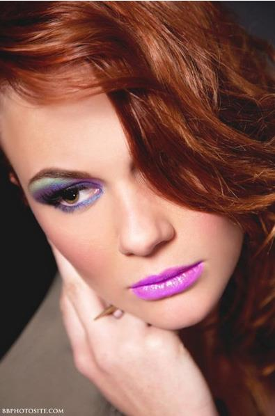 Fashion Makeup Artist Portfolio