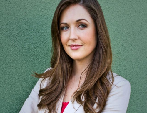 Makeup Artist for Headshots of Fender Music Foundation Executive Director Moriah Scoble in Los Angeles, CA