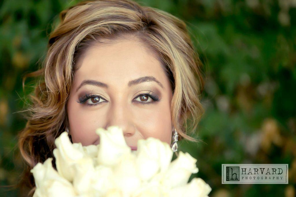 Wedding Makeup Artist Spanish Bride Moorpark Country Club 2