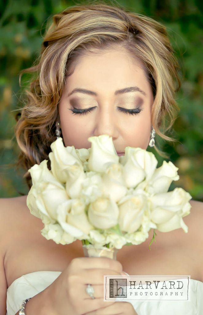 Wedding Makeup Artist Spanish Bride  Moorpark Country Club 3