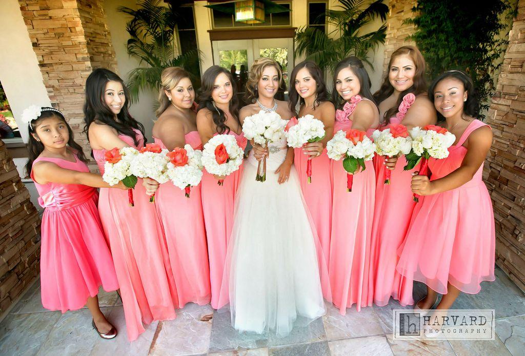 Wedding Makeup Artist Spanish Bride Moorpark Country Club 5