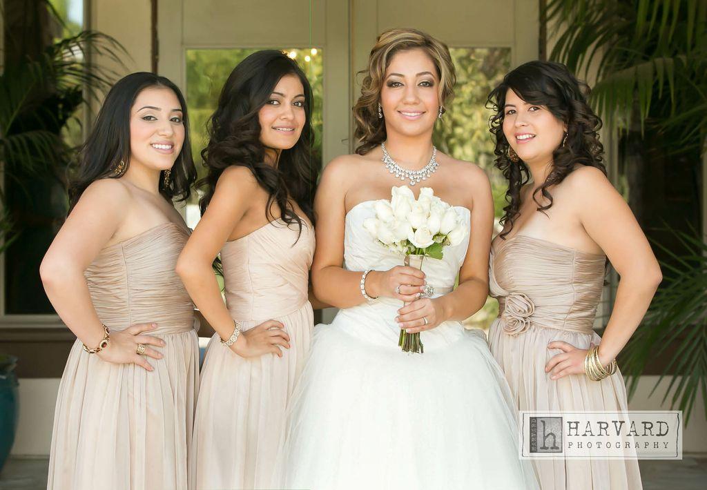 Wedding Makeup Artist Spanish Bride Moorpark Country Club 6