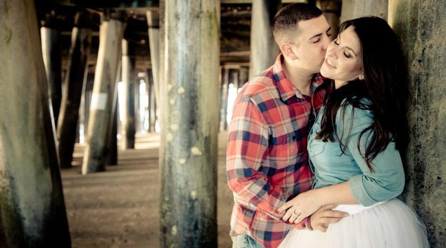 Malibu Engagement Shoot Picture