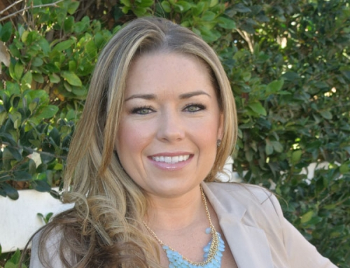Makeup Artist and Hair Stylist for Real Estate Head Shots in Calabasas