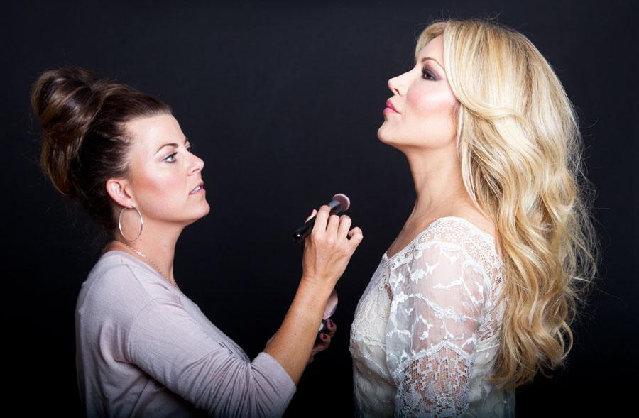 Brittany Renee Makeup Artist - Jackie Johnson