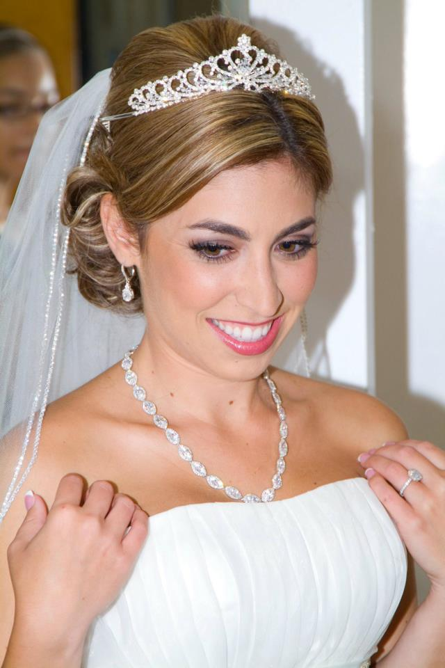 Beautiful Latina Bride