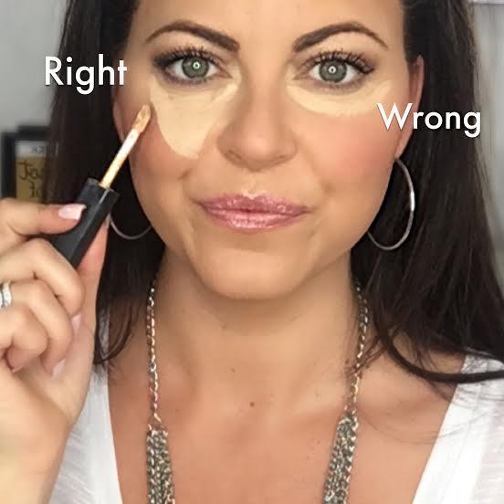 cara menggunakan concealer cara memakai concealer beda concealer dan foundation tahapan memakai makeup