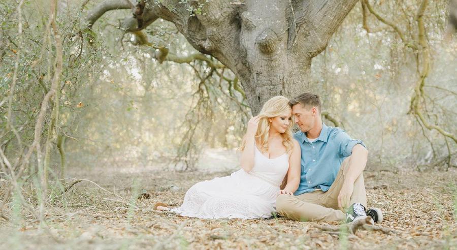 Thousand-Oaks-Engagement-Photo