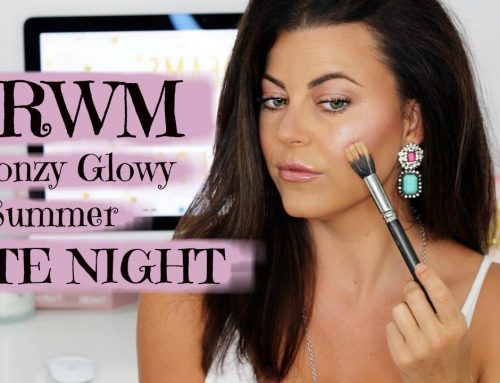 How to Create a Glowy Bronzed Summer Makeup Look