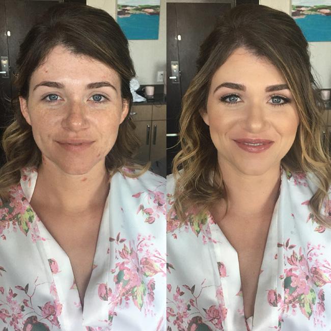Before-After-Hair-Makeup-Brunette